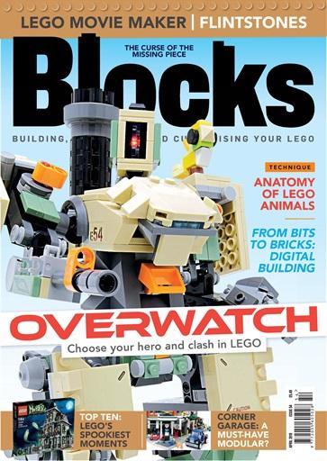 Lego Magazines