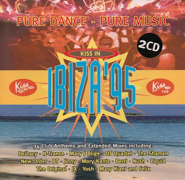 Kiss in Ibiza '95