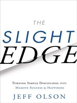 The Slight Edge