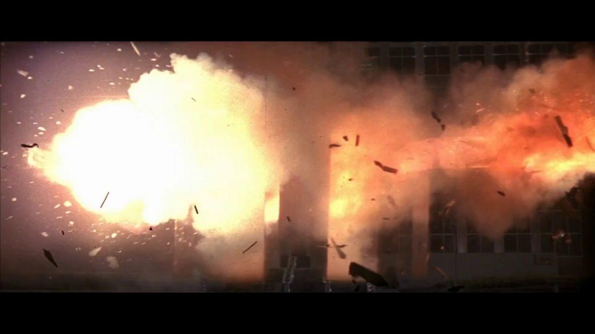 Best Movie Explosions