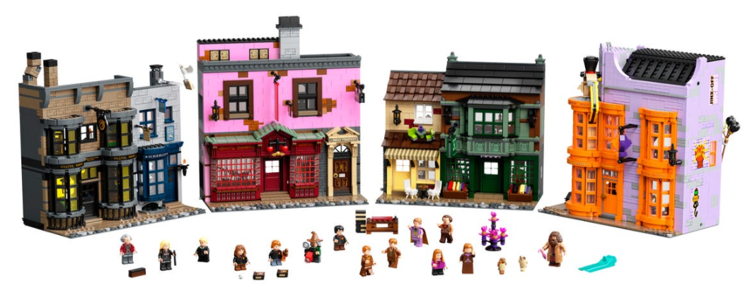 Why are Lego sets so expensive these days?