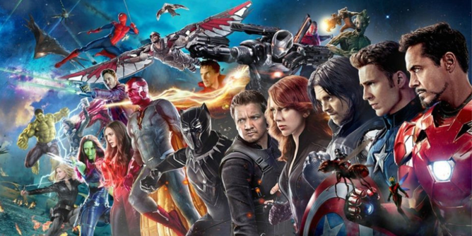Marvel Films Ranked