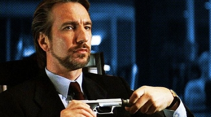 In support of Hans Gruber