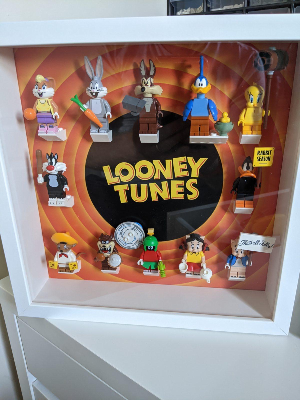 Lego Looney Tunes CMFs